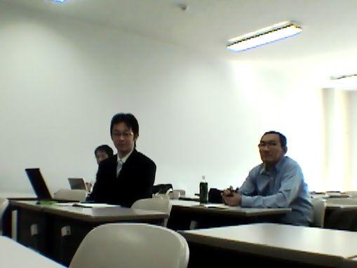 ICT活用教育研究部会第1回例会(2007.11.25)