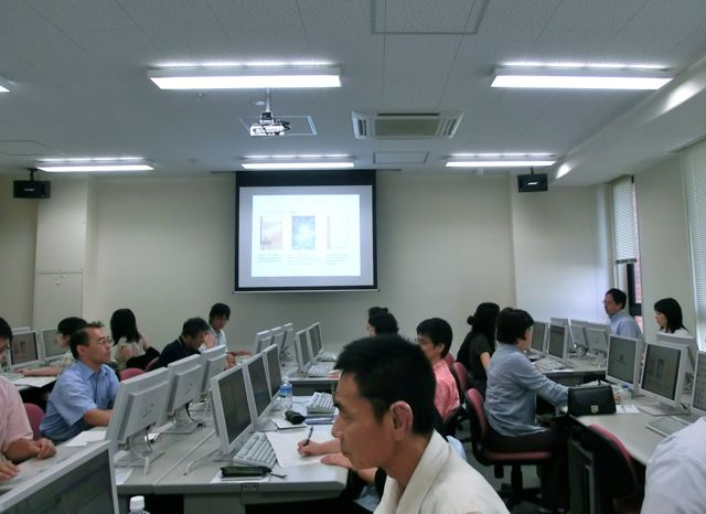 ワークショップ「Rによる教育データ分析入門」